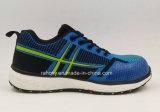 Sports Flyknit de nouvelle conception des chaussures de sécurité avec l'impression offset (FK001)