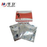 Los productos de cuidado médico y de salud el alivio del dolor menstrual el calor infrarrojo parche