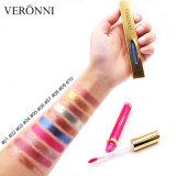 Caldo-Vendita del rossetto liquido di luccichio dei rossetti del pigmento di scintillio di colori di Veronni 10 di marca di trucco