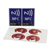 ISO14443AはラベルのステッカーHf RFIDの札NFC Lablesを防水する