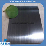 Placa de acero inoxidable 304 de Jisco 201 316 sin. 4 hl de la superficie del Sb 8K del Ba 2b del No. 1