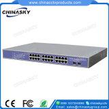 Interruttore Port di Poe di gigabit 24 pieni con la porta di tratta in salita dei 2 SFP (POE2402SFP-3)