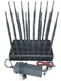 Kanal-volle Frequenz-mobiler Handy G-/Msignal-Hemmer des Schreibtisch-16