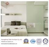 Los muebles modernos del hotel con muebles fijaron para el dormitorio (YB-WS-58)