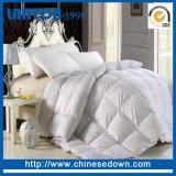 Preiswerte weiße graue/graue Ente Donw Großhandelssteppdecke für Krankenhaus-Gebrauch