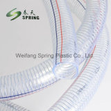 PVC最もよい品質の螺線形の鋼線のホース