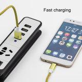 Nuevos productos de 1m 2trenzado una colorida Cable cargador USB de datos