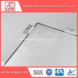 Alta resistência de PVDF painéis de alumínio alveolado anticorrosão para revestimento de contentores