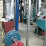 Maquinaria de trituração do milho
