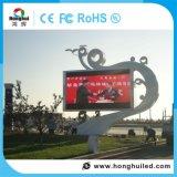 Im Freienumdrehung P16 LED-Bildschirmanzeige für das Fußball-Bekanntmachen
