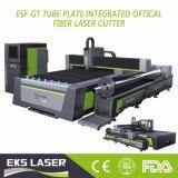 Máquinas láser de fibra de 1-25mm de acero inoxidable Sheetmetal máquinas de fabricación