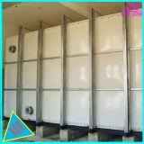 1000 m3 cubes isolés GRP SMC PRF réservoir d'eau de stockage