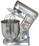 10 Litros suporte elétrico Preço da máquina de mistura alimentar planetário com partes separadas