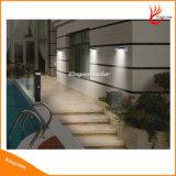 Sensor de movimiento de la luz de pared para Jardín Lámpara LED de pared de patio de la familia