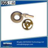 OEMのデザインによってカスタマイズされる機械装置部品青銅色CNCの機械化