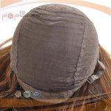 Breathable 모자 사람의 모발 유태인 가을 가발 (PPG-l-0725)