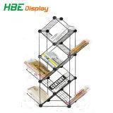 Personalizar el aparejo de la tienda cubo Organizador de la rejilla de alambre
