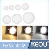 SMD2835 empotrables 4W 6500K Luz del panel LED Downlight cuadrado Slim Precio