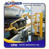 Brazo de cargamento marina profesional del acero de carbón de la gasolina para la transferencia