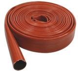 Boyau de débit PVC ou caoutchouc ou de mélange flexibles de PVC et en caoutchouc
