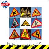 주문 사려깊은 알루미늄 안전 거리 교통 표지