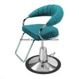 의자를 유행에 따라 디자인 해 의자 고품질 이발사를 유행에 따라 디자인 하는 스테인리스 프레임