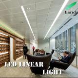 Vertieft, LED-lineares Licht für Büro/Schule mit verschiedenen Längen einhängend