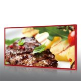 Montaje en pared Digital Menu Board Publicidad Reproductor de Catering