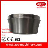 Pièce de usinage de précision en aluminium de matériel