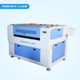 Fabrik CO2 Laser-Stich-Ausschnitt-Maschine mit Cer