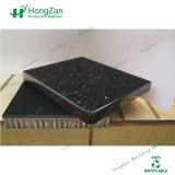 La pierre d'aluminium panneau composite Honeycomb pour système de mur rideau