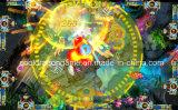 Nécessaires de panneau de jeu de machine de jeu de pêche d'arcade recueillant des machines de jeux électroniques de machine de jeu de poissons