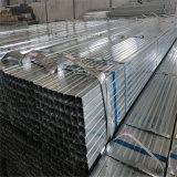 Tubo de acero galvanizado de efecto invernadero de China a la exportación en el extranjero
