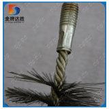 Girar el cepillo para la industria Limpieza mecánica
