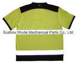 UPT010 100% Kostuum van de Arbeid van de Overall van de T-shirt van de Kokers van het Overhemd van het Polo van de Polyester het Korte