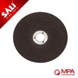 Boa roda abrasiva de lixamento usada de Polycarbide dos produtos que Sharpening o disco