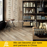 El color de luz de cerámica o porcelana pisos de madera mosaico caras Digital