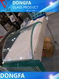 Hiqhの品質の商業建築プロジェクトのためのPVBによって薄板にされる安全ガラス