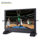 "IPS 4K UHD 3840x2160 4xhdmi 3G SDI Affichage Quad Split Broadcast TFT LCD 17,3"""