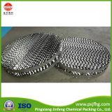 Empaque estructurado de metal 304L SS304 316 410 316L