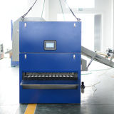 セリウム、ISOはシーツのホテルの洗濯の折る機械を承認した
