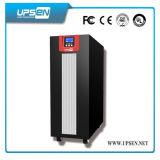 Hohe Leistungsfähigkeits-intelligente Phase 3/3 100kVA/80kw doppelte Cconversion Niederfrequenzonline-UPS für Krankenhaus CT