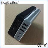 3 крен силы выхода 5V 4A 20000mAh USB (XH-PB-182)
