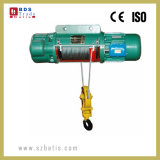 Vorbildliches elektrisches Drahtseil der Hebevorrichtung-2t 6m 380V CD1/MD1