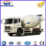 頑丈な6X4 9m3、10m3の12m3具体的なミキサーのトラック