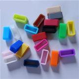 16 mm Bande en caoutchouc de silicone watch petite boucle de sangle titulaire Locker Keeper, regarder la boucle de la bande de silicone