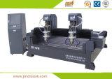 Heißer Verkaufs-Standardstein CNC-Fräser China