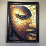 Золотой Будда Картины маслом рисунок живопись на стене оформление