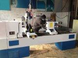 Полностью автоматическая высокой эффективности деревообрабатывающие копирование токарный станок с ЧПУ станок