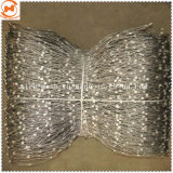 Security Protection를 위한 스테인리스 Steel Rope Mesh Fence